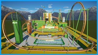 Gulpee Screamin Coaster! Coaster Spotlight 499 | Contest Entry #PlanetCoaster