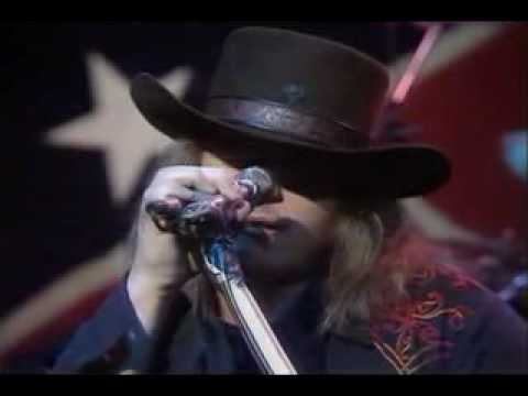 Lynyrd Skynyrd-free Bird-bbc 1975 video