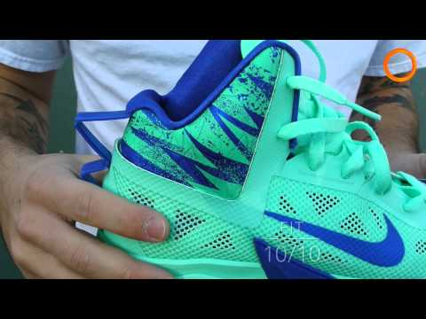 Nike Zoom Hyperfuse 2013 Performance Review