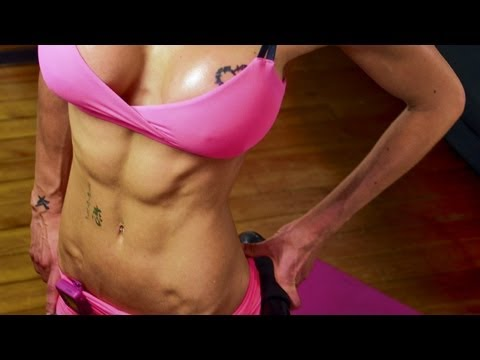 BodyRock Workout - Lean Lust !