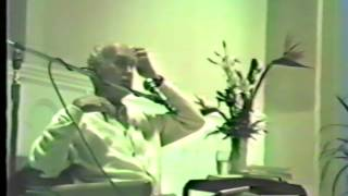 Ram Dass  Nowhere To Stand  Full Lecture