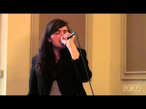 NPR Music Tiny SXSW Concert: Julianna Barwick