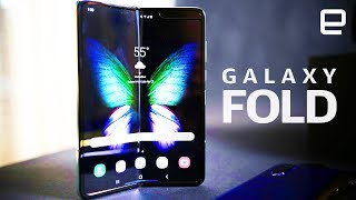 Samsung Galaxy Fold Hands-On: Satisfying despite the crease