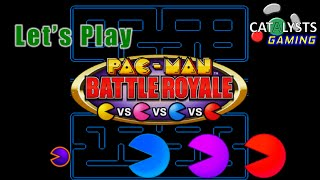Let's Play Pac-Man Battle Royale - Rise of the Pac!