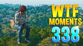 PUBG Daily Funny WTF Moments Highlights Ep 338