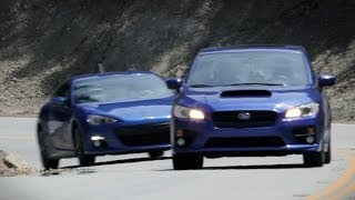 Subaru WRX Review: better than the BRZ? (FRS, GT86)? -- Everyday Driver