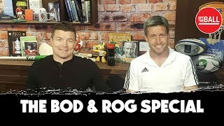 BRIAN O'DRISCOLL & RONAN O'GARA IN STUDIO | World Cup build-up | OTB RUGBY