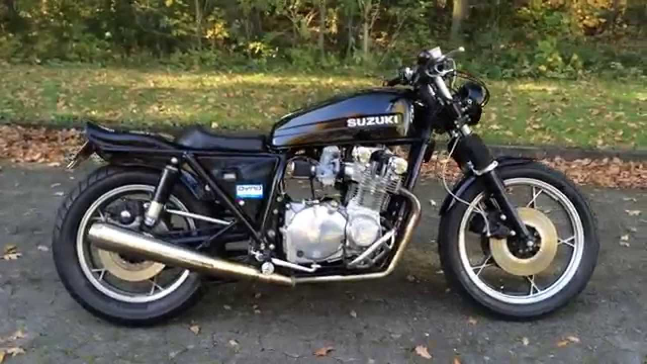 Suzuki Gs Cafe Racer For Sale