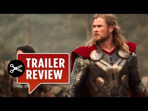 Instant Trailer Review - Thor: The Dark World (2013) - Chris Hemsworth, Natalie Portman Movie HD