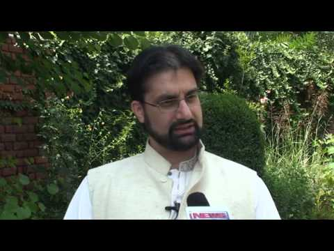 APHC Chairman Mirwaiz Dr Molvi Umar Faroooq commention about the Indo Pak Talks