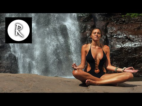 9 Hours Relaxing Music | Yoga Background | Meditation - Spa - Massage - Sleep - Study video