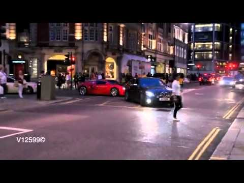 London Supercars Arab Special