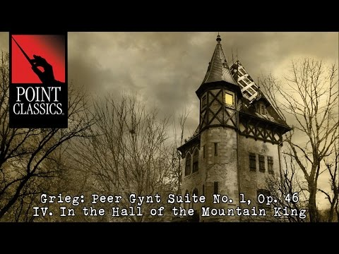 Григ Эдвард - Op 46 - Peer Gynt Suite No 1 - 4 In The Hall Of The Mountain King