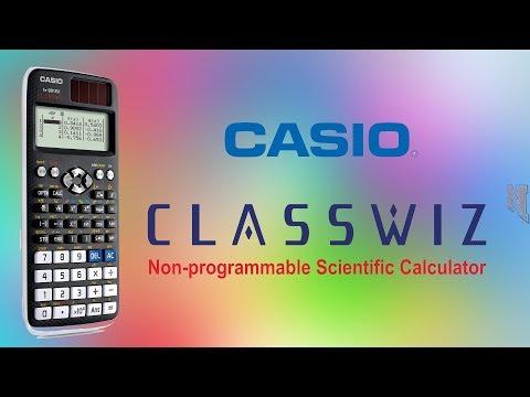 Casio FX 991EX Classwiz| | unboxing & Review | |  Non Programmable Scientific Calculator | |