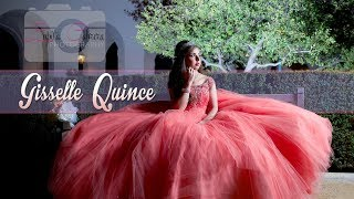 Gisselle  Gomez Quinceanera Highlights