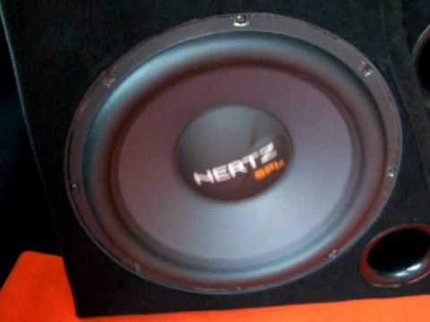 MB LOW HERTZ , HXS 380D SPL
