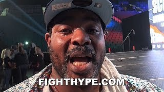 "(WOW!) CRAWFORD TRAINER CONFIRMS SPENCE FIGHT ""GONNA HAPPEN REAL SOON""; REVEALS THINGS DEVELOPING"
