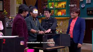 The Best of Ini Talkshow - Lucunya Arie Kriting Histeris Ketakutan Main Games Kotak Misteri