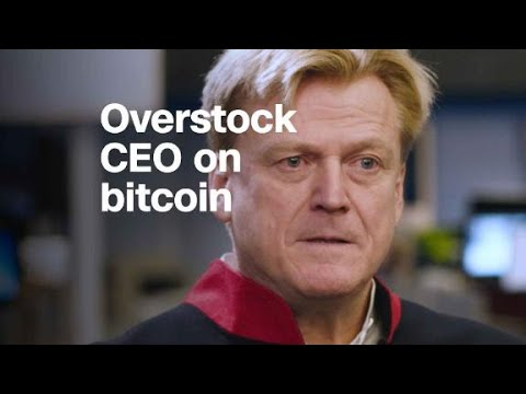 Overstock CEO: bitcoin a 'form of sound money'