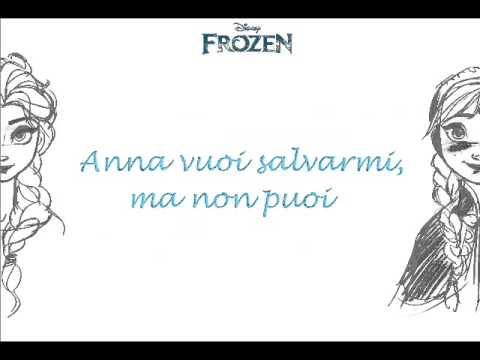 Frozen Il Regno di Ghiaccio - Oggi Per La Prima Volta (Ripresa) TESTO
