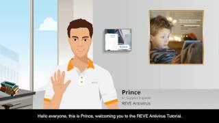 REVE Antivirus Tutorial - How to configure Advanced Parental Control (Bangla)