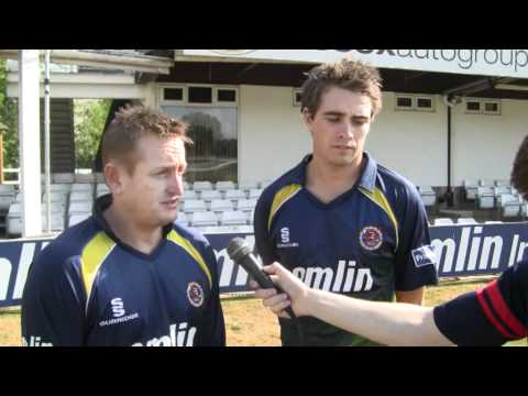 Kiwi duo Scott Styris and Tim Southee look forward to playing for Essex in the 2011 Friends Life t20 at Fortress Chelmsford. Scott helped the Eagles progress...