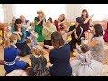 Орф педагогіка Танок гра Весела кулька разом з батьками та їх дітками mp3