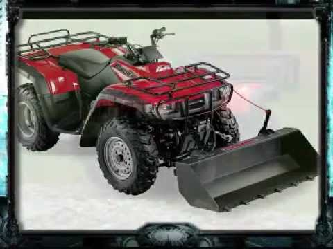 Ground Hog Atv Front Loader On Polaris Sportsman 500