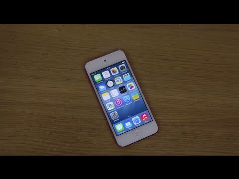 Ipod Ios Ipod Touch 5 Ios 8 Hands-on