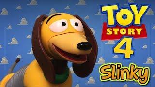 JUGUETE de SLINKY de TOY STORY 4 | Figura de Mattel - Unboxing y Review (Abril 2019)