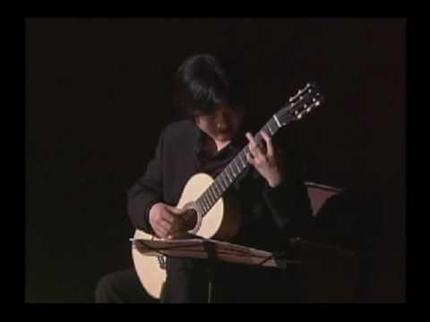 Daekun Jang : Johann Kaspar Mertz - Abendlied