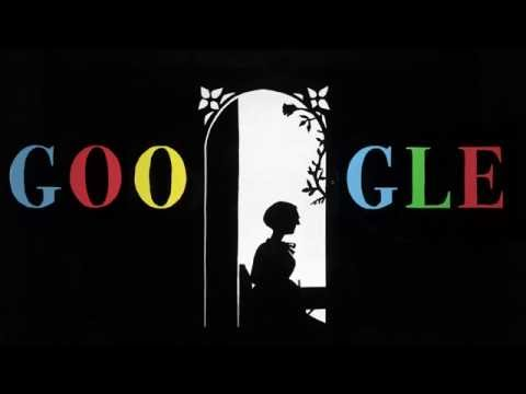 Lotte Reiniger's 117th Birthday Google Doodle