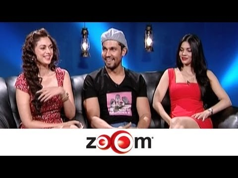 Randeep Hooda Aditi Rao Hydari & Sara Lorans Exclusive Interview...