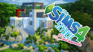 The Sims 4: Speed Build - Modern Stone