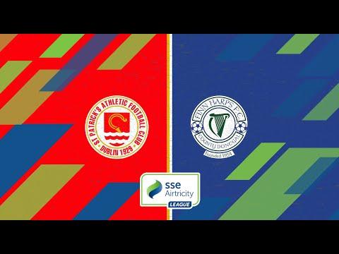 Premier Division GW7: St. Patrick's Athletic 2-0 Finn Harps