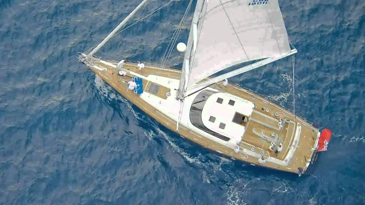 Van De Stadt 67 Mainsail Pilothouse Sloop 618 Quot Jewel Quot Youtube