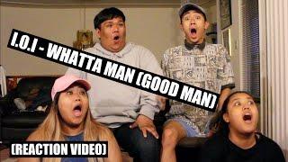 I O I Whatta Man Good Man Reaction Video