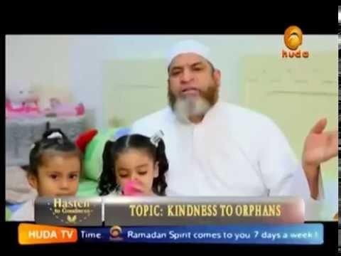 Visiting the Orphans by Karim AbuZaid