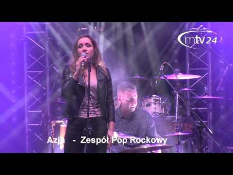 """Koncert Zespołu Pop Rockowego """"Azja""""   - Krynica Źródłem Kultury, Krynica-Zdrój,"""