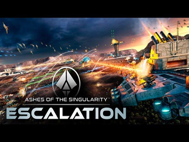 Руководство запуска: Ashes of the Singularity Escalation по сети