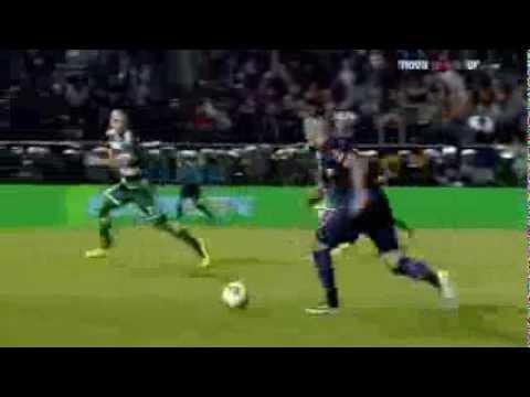 PANATHINAIKOS VS OLYMPIAKOS 0-1 (Mitroglou Goal) 2-11-13