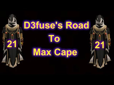 Runescape – Road to Max Cape Episode 21 – 2506 Total