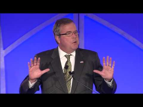 Opening Keynote: Jeb Bush, Chairman of the Foundation for Excellence in Education