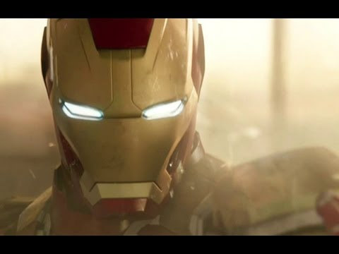 Iron Man 3 Movie Review Song (JoBlo.com) Robert Downey Jr.