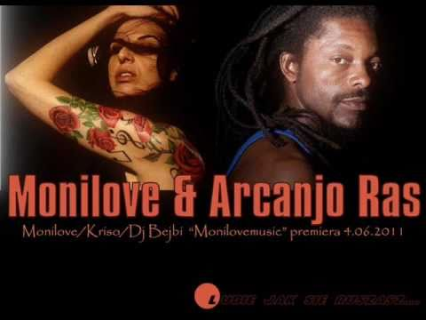 """Monilove feat. Arcanjo Ras """"Lubie jak się ruszasz..."""" prod. Dj Bejbi"""