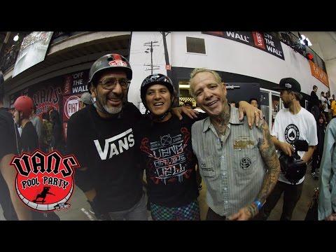 2015 Vans Pool Party - Legends Finals Highlights