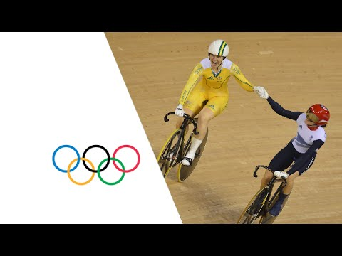Cycling Track Women's Sprint Final - GBR v AUS -- London 2012 Olympic Games