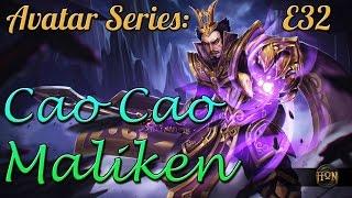 [HoN]Avatar Series E32: Cao Cao Maliken