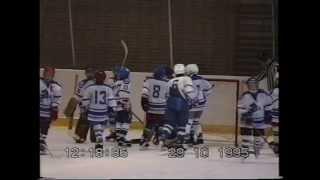 """Саша Овечкин. Первые шаги. """"Динамо - 1985"""""""