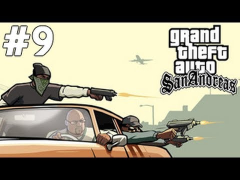 GTA San Andreas İnsepşın Bölüm 9